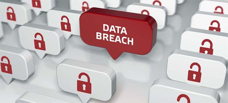 business data breach mistake